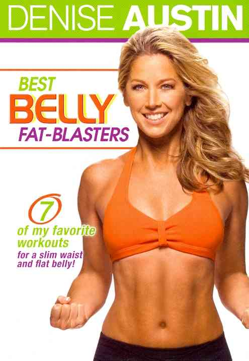 DENISE'S BEST BELLY FAT BLASTERS BY AUSTIN,DENISE (DVD)